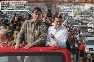 """Los dos """"presidenciables"""""""